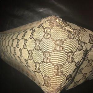 Gucci Bags - Gucci Medium Canvas Horsebit